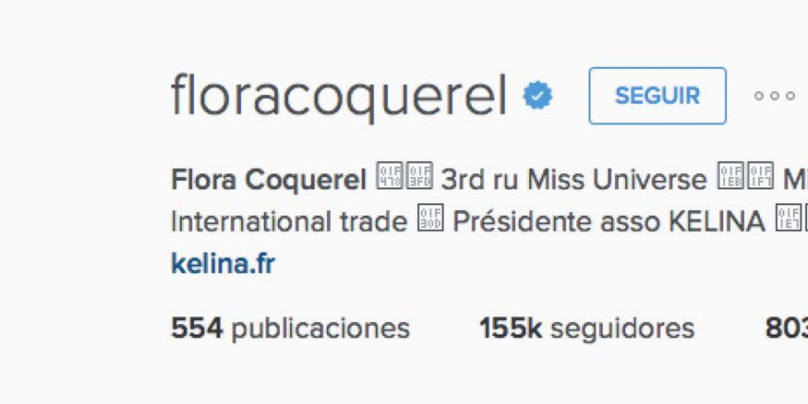 Foto:Instagram @fioracoquerel