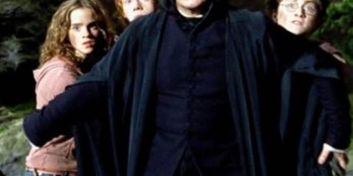 Con este emotivo mensaje J.K. Rowling se despide de Alan Rickman