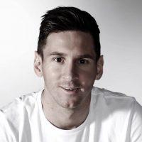 4- Lionel Messi, futbolista argentino. Foto:facebook.com/LeoMessi