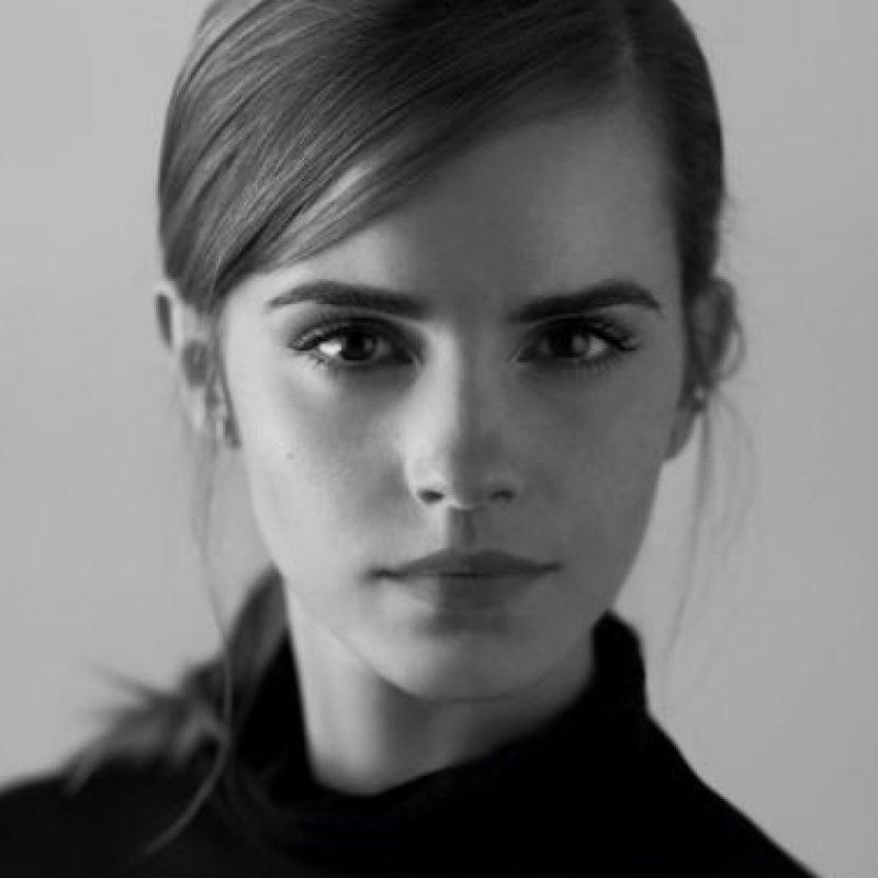 5- Emma Watson, actriz británica. Foto:facebook.com/emmawatson