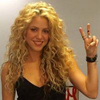8- Shakira, cantante colombiana. Foto:facebook.com/shakira