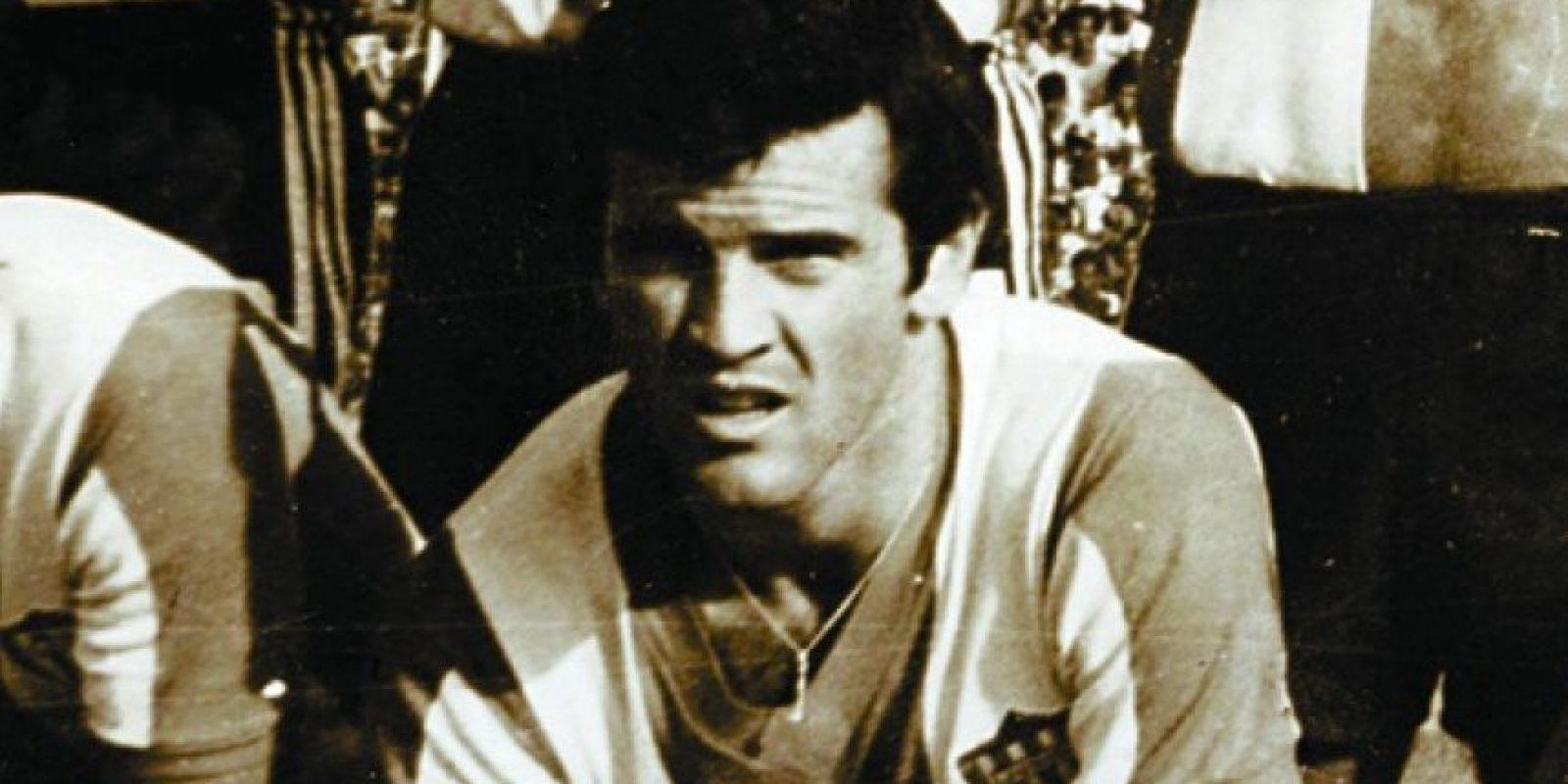 Descendiente de Eduardo Solari, exvolante y medio de contención argentino que militó en Colombia, Argentina, Estados Unidos y México Foto:Wikipedia
