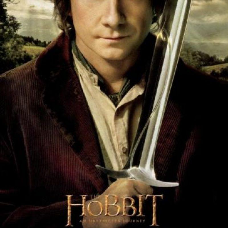 """La primera cinta de la trilogía """"El Hobbit: un viaje inesperado"""" ganó un Óscar por Logro científico o técnico en 2012. Foto:Warner Bros. Pictures"""
