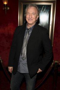 Rickman también fue consejero del Comité Artístico de la Royal Academy of Dramatic Art. Foto:Getty Images