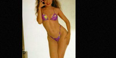 """En 1993 lanzó """"Me siento tan sola"""" y fue Reina del Festival de la Canción de Viña del Mar."""