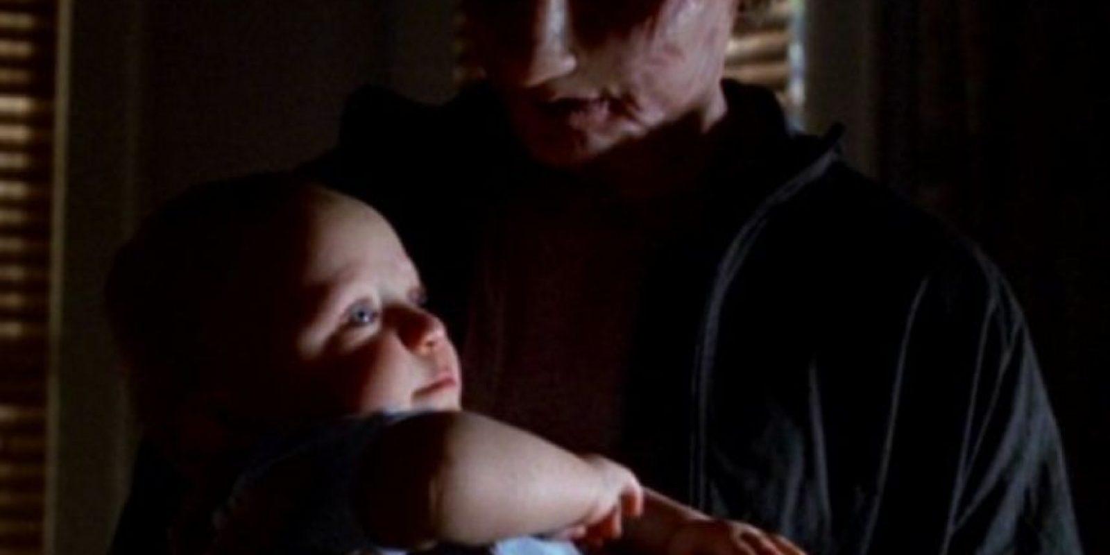 Él fue interpretado por dos niños. Foto:vía FOX