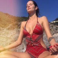 Ha hecho una carrera como actriz y modelo Foto:Vía instagram.com/liz_solari