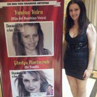 """Ella participó en el reality """"Bailando por un sueño"""" Foto:Vía facebook.com/Yanina-VEIRA"""