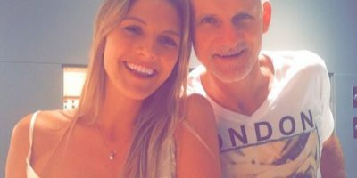 Es hija del exportero brasileño Claudio Taffarel, campeón del mundo en 1994 Foto:Vía instagram.com/catherinetaffarel