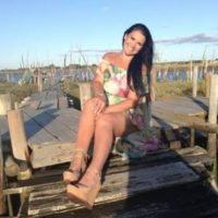 Su hermana Katia Aveiro se enfureció Foto:facebook.com/OfficialKatiaAveiro