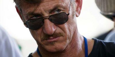 Sean Penn habló para el programa 60 Minutes Foto:AFP