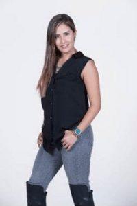 Stefanía García Foto:Canal Caracol