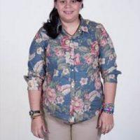 Indira Cerra Foto:Canal Caracol