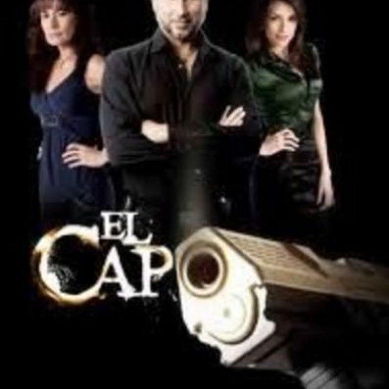 """3) """"El capo"""" – Dos temporadas. Foto:vía Netflix"""