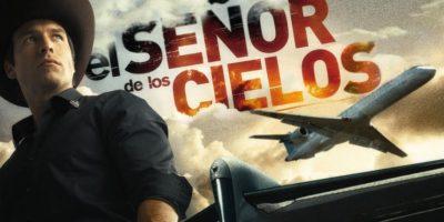 """6) """"El Señor de los Cielos"""" – Tres temporadas. Foto:vía Netflix"""