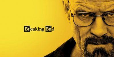 """10) """"Breaking Bad"""" – Cinco temporadas. Foto:vía Netflix"""
