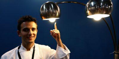 Juan Manuel Barrientos asegura que estos elementos son infaltables en su cocina. Foto:EFE