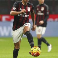 Luego de no contar con el respaldo del DT DIego Simeone, fue prestado al Milán italiano Foto:Getty Images