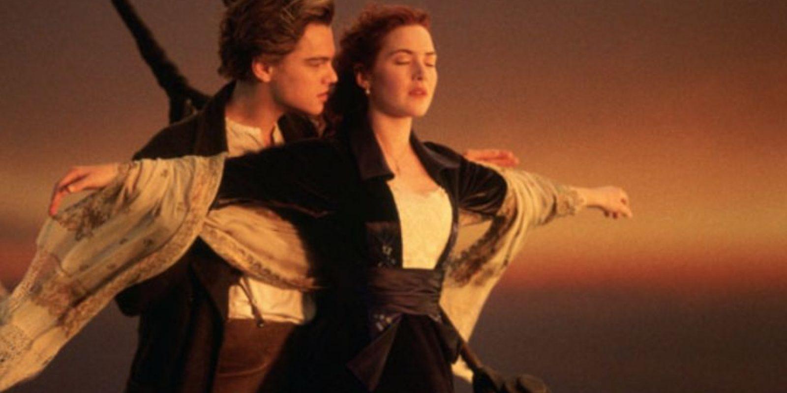 "1. ""Titanic"" (1997) Foto:Vía Tumblr"