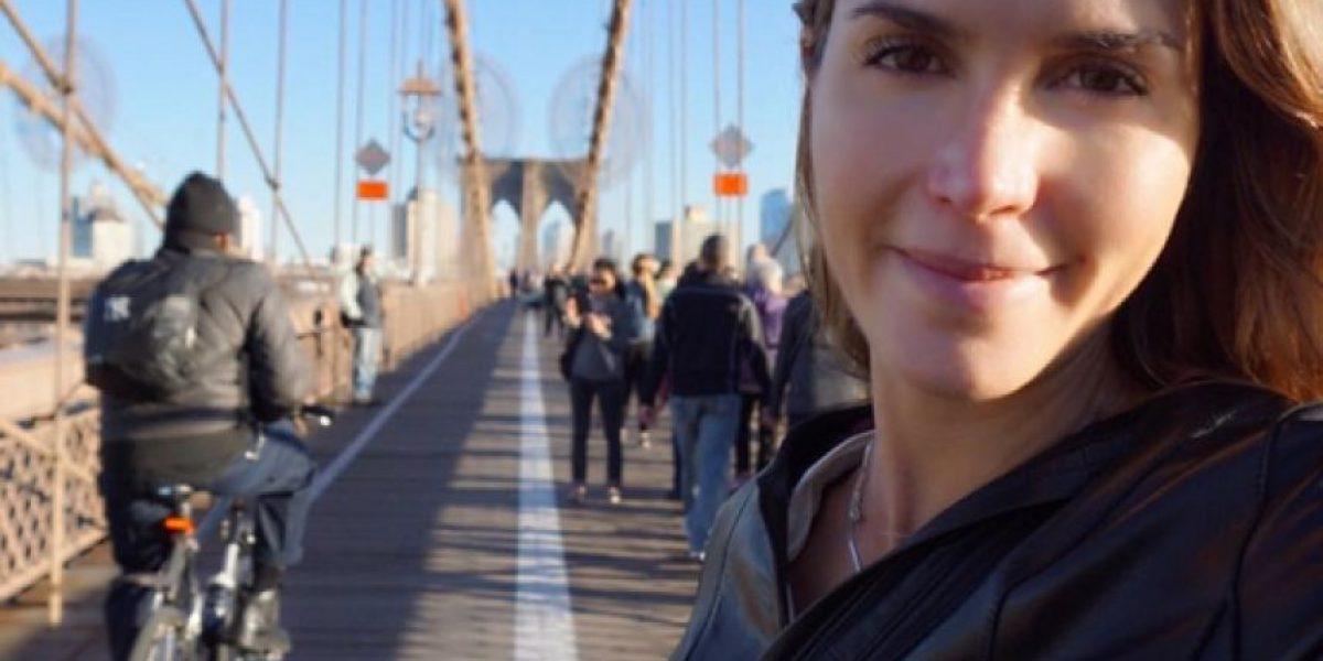 Isabel Cristina Estrada estaría rehaciendo su vida sentimental