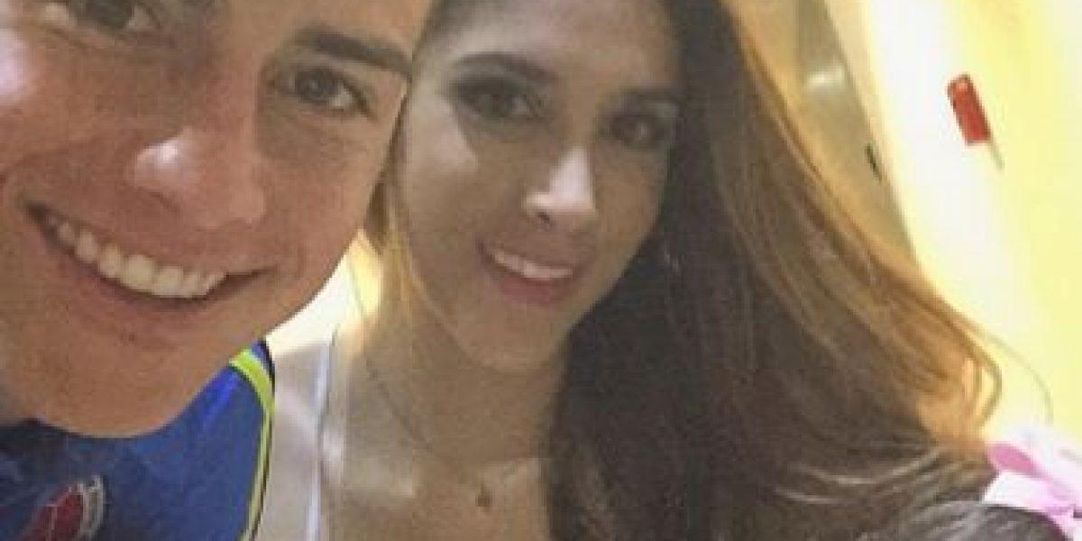 Daniela Ospina sufrió un fuerte mareo en