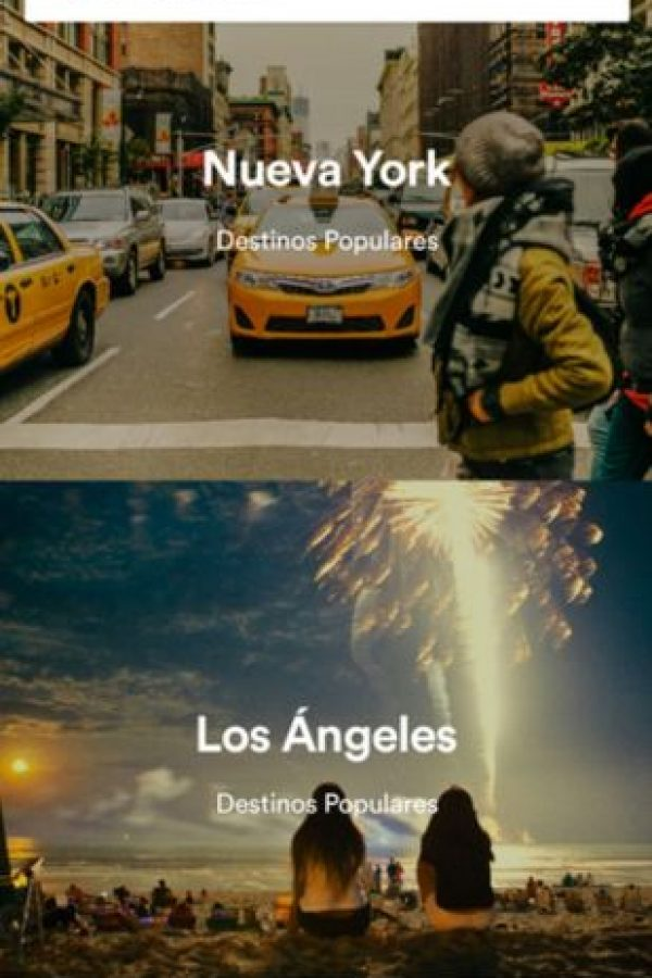 Disponible para iOS y Android. Foto: Airbnb, Inc.
