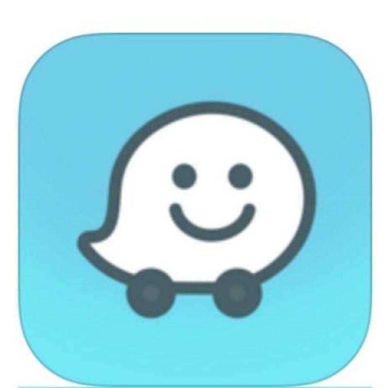 1. Waze. Foto:Waze Inc.