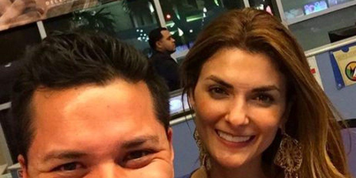 Luis Carlos Vélez y Siad Char de vuelta a Colombia
