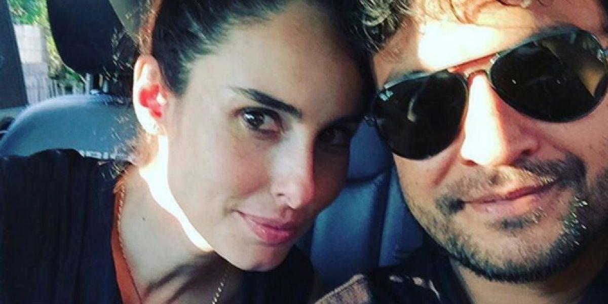 Julián Román y Ana Serradilla ya no ocultan su amor