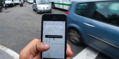 7. Existen cuatro tipos de autos: UberX, UberXL, UberBLACK y UberSUV, cada uno tiene diferente capacidad y diferente tarifa. Foto:Getty Images