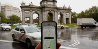 4. Es necesario tener 18 años de edad para utilizar Uber. Foto:Getty Images