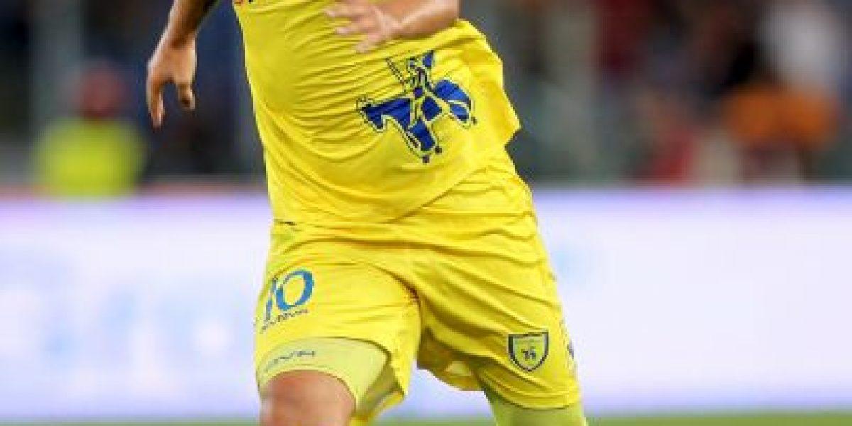 Insigne goleador fue separado de su club por pesar casi 100 kilos