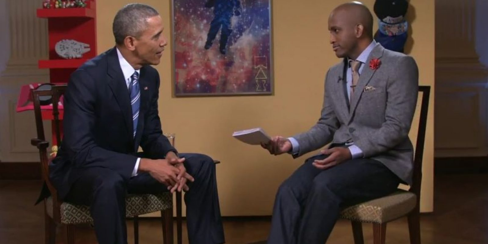 Barack Obama se ha caracterizado por utilizar las redes sociales y plataformas digitales como una forma de participación ciudadana. Foto:Youtube/White House