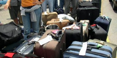 Mulas. Personas que cargan mochilas con 25 kilos de marihuana por el desierto Foto:Vía Flickr