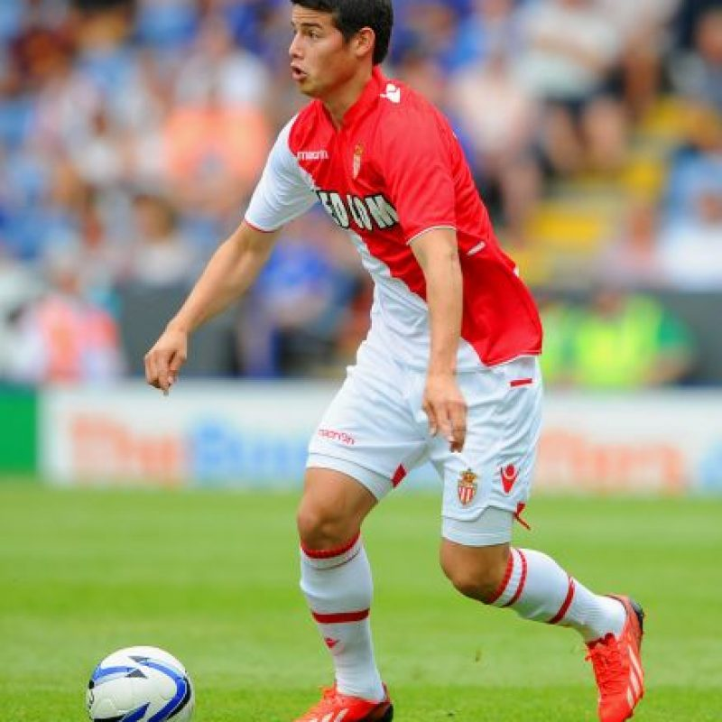 Luego, el AS Monaco contrataría sus servicios. Foto:Getty Images