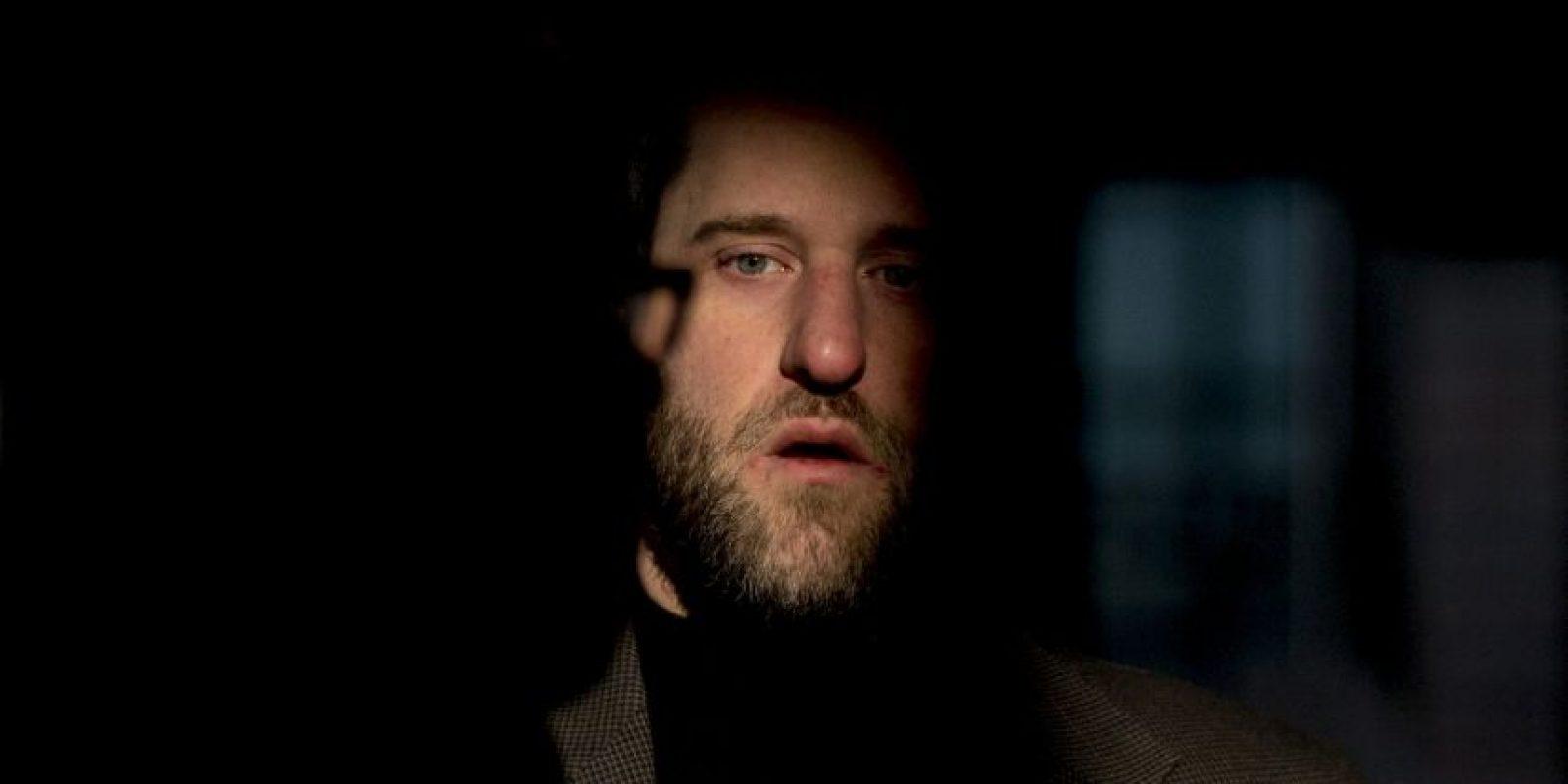 """Dustin Diamond, quien interpretó a """"Screech"""" en la serie """"Salvados por la campana"""" Foto:Getty Images"""