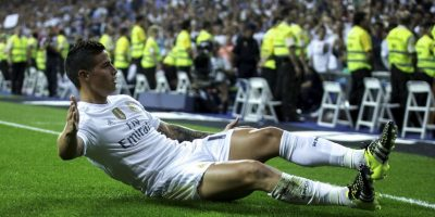 Para la temporada 2014-2015, Real Madrid ficharía al colombiano Foto:Getty Images