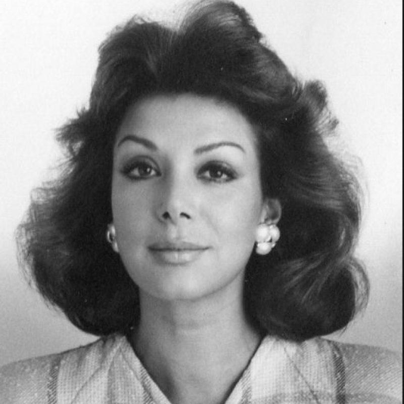 Virginia Vallejo, periodista colombiana que tuvo un romance con Pablo Escobar. Foto:Wikipedia.org