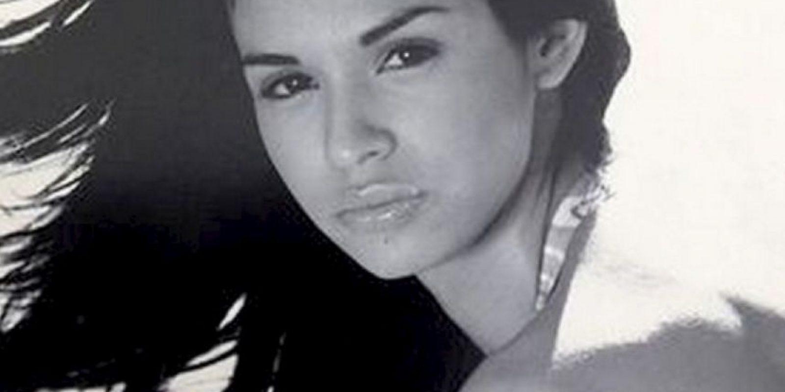 La joven mexicana obtuvo el título Miss Sinaloa 2008. Foto: twitter.com/huizarlaura