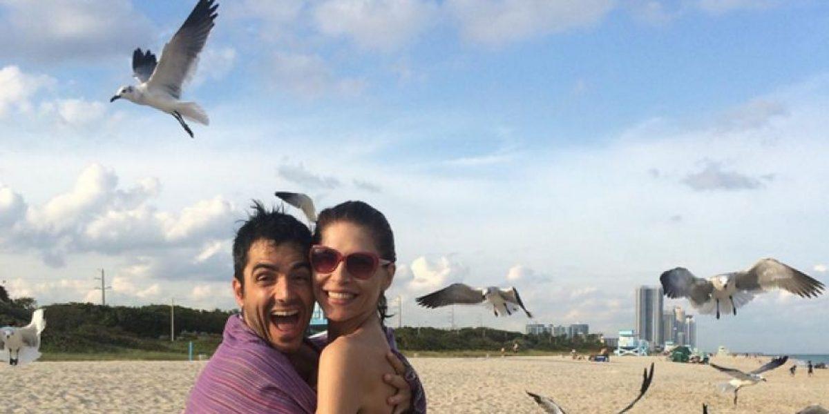 Video: Lorena Meritano anuncia su separación con Ernesto Calzadilla