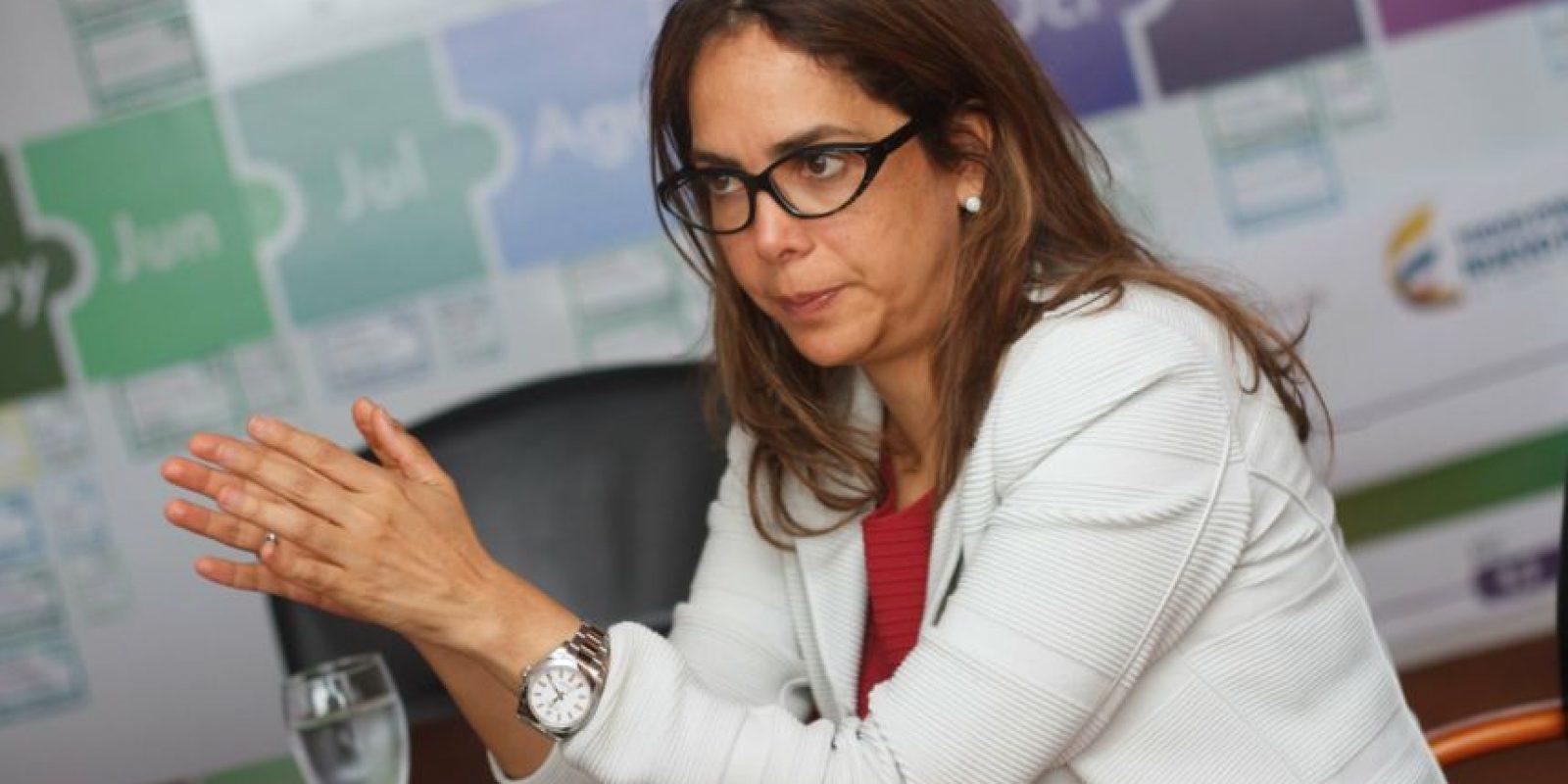demanda contra Cecilia Álvarez y Gina Parody por el caso Odebrecht. Imagen Por: EFE