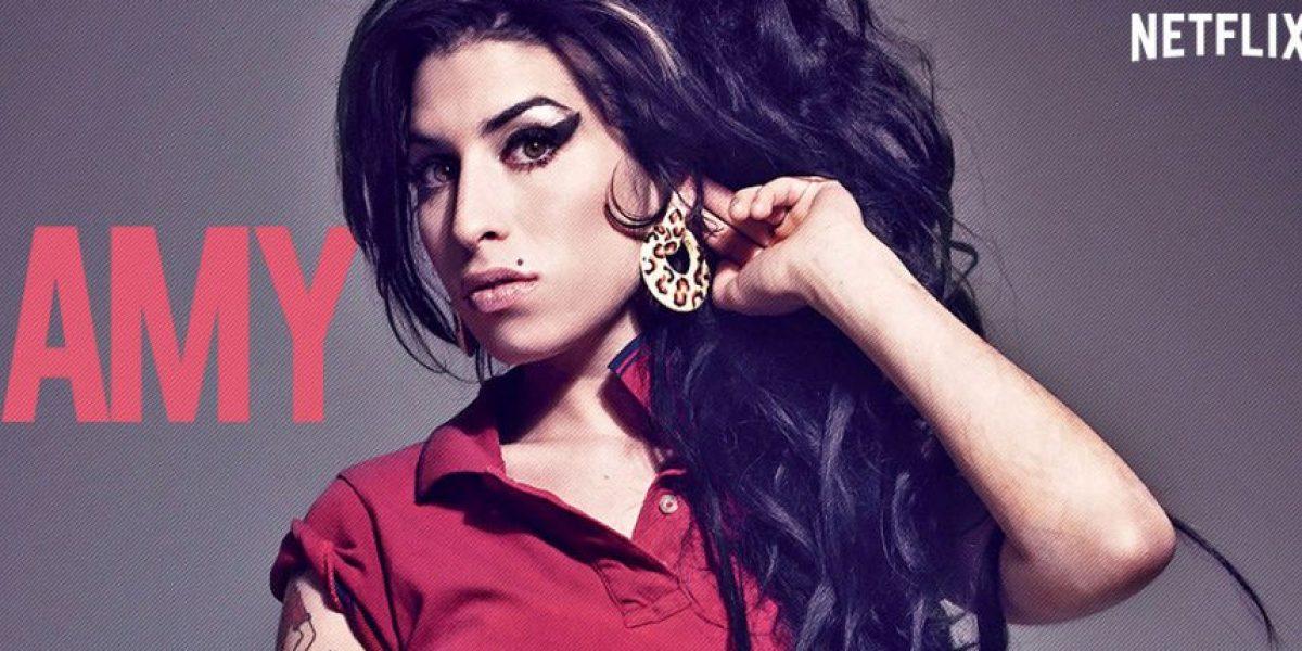 Documental de Amy Winehouse se estrenará en Netflix