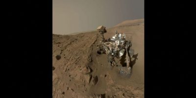 """Ya que el envío más """"exprés"""" de la Tierra a Marte tarda nueve meses, los astronautas deberán de cultivas sus alimentos en el árido suelo marciano Foto:NASA"""