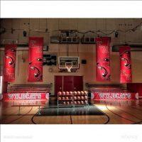 Los actores se reunieron en el gimnasio del colegio East High Foto:Instagram/vanessahudgens