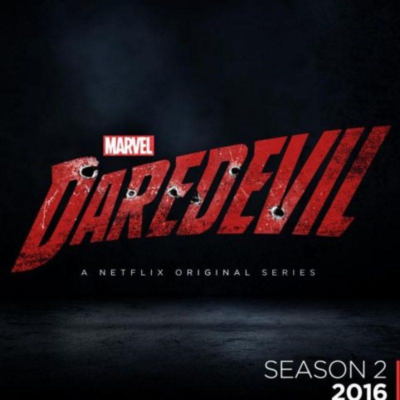 """DAREDEVIL"". Segunda temporada disponible a partir del 18 de marzo. Foto:Netflix"