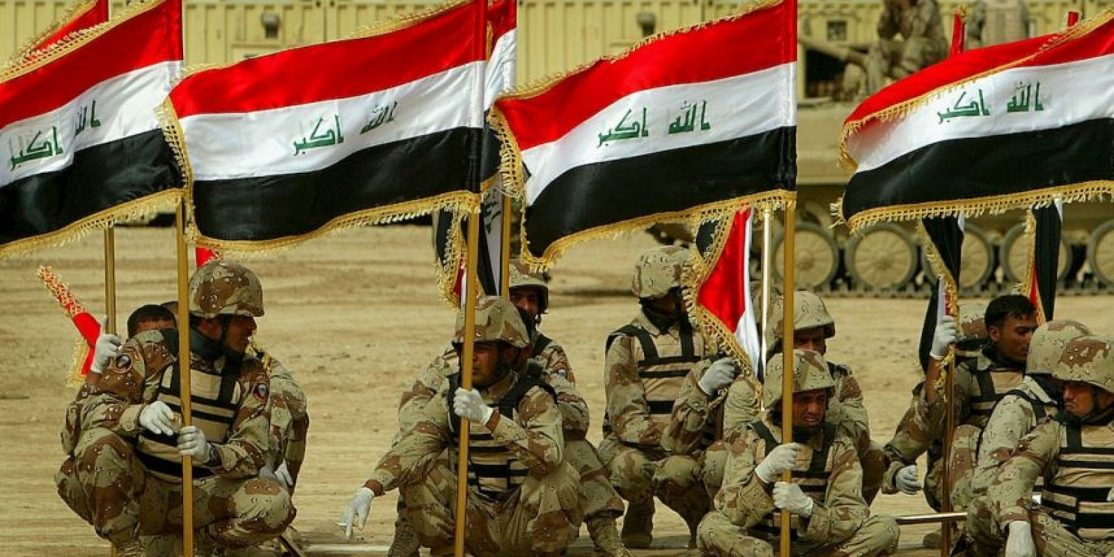 Irak Foto: Getty Images