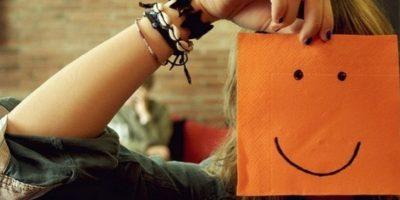 5. Sonreír y potenciar el sentido del humor. Foto:Tumblr.com/tagged-feliz