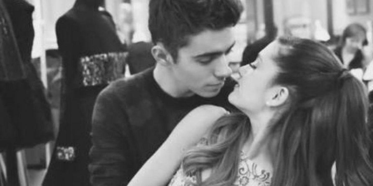 Ariana Grande se reúne con su exnovio Nathan Sykes