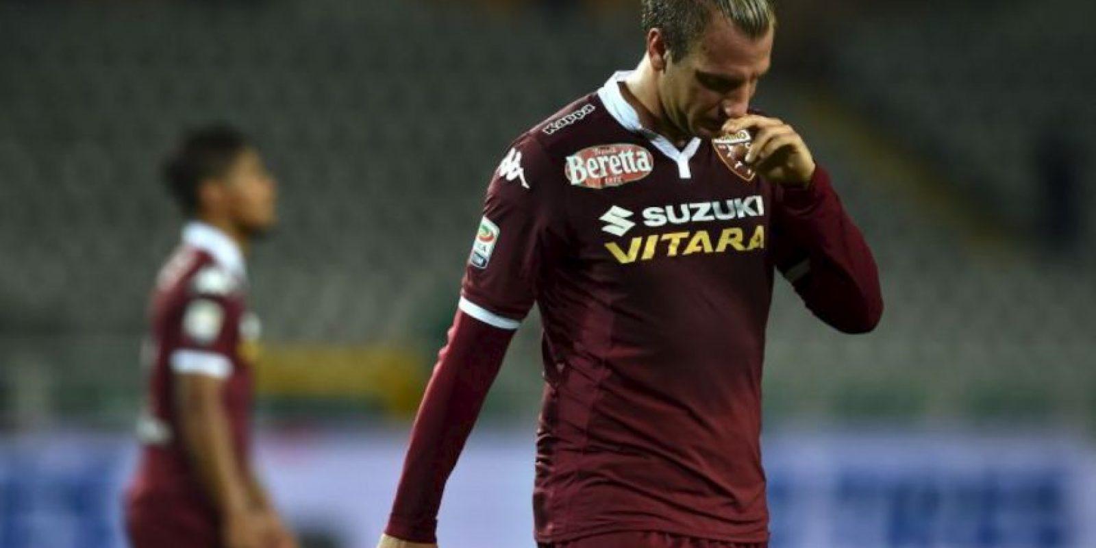 """28 de octubre de 2015: López ya se ve más """"grueso"""" Foto:Getty Images"""