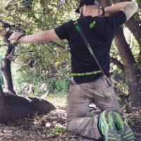 Es fanático de la caza Foto:Vía twitter.com/travisbrowneMMA
